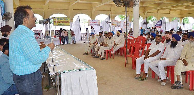 Vet Varsity organises Kisan Sammelan at Krishi Vig