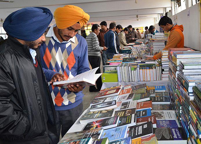 Book Exhibition 2012