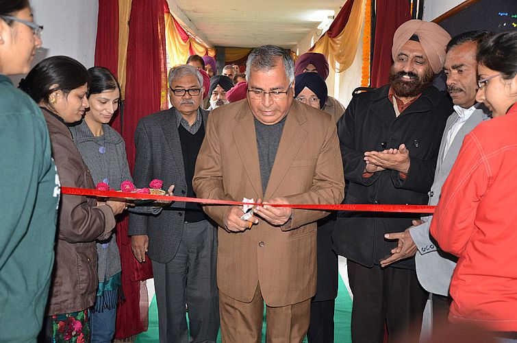 Inauguration of Book Exhibition 2012