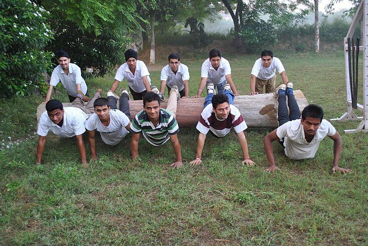 NCC Camp