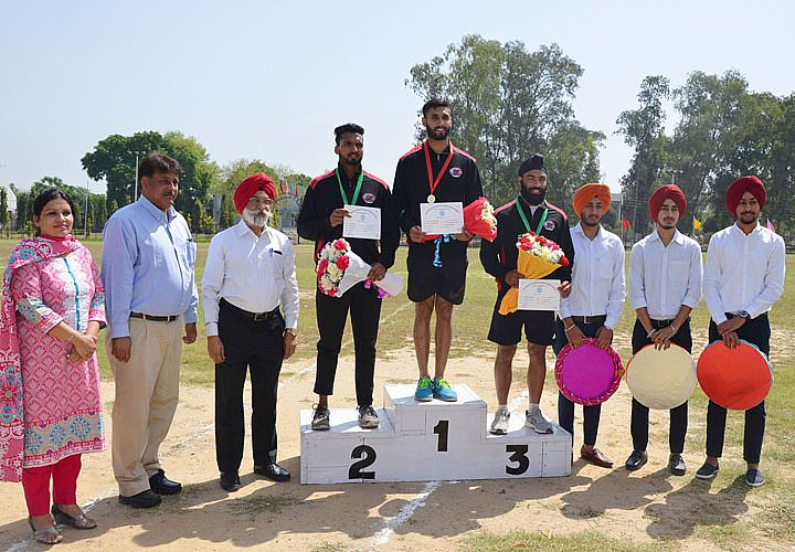 11th Annual Athletic meet of GADVASU