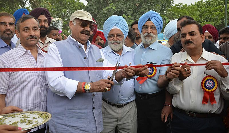 Sh. VP Singh Badnore, Governor of Punjab inaugurates the 21st Pashu Palan Mela which starts on 22nd Sept, 2016