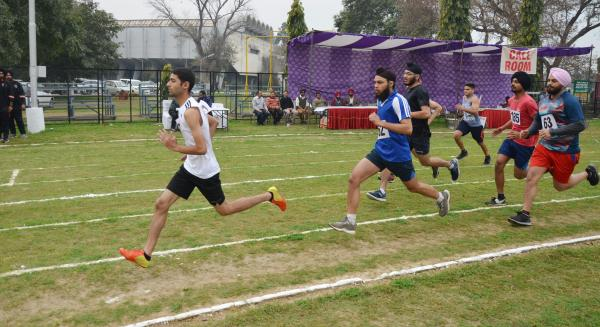 13th Annual Athletic meet was held at GADVASU on 13th March 2019