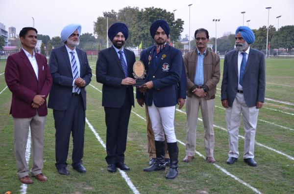 Prize distribution on 13th Annual Athletic meet