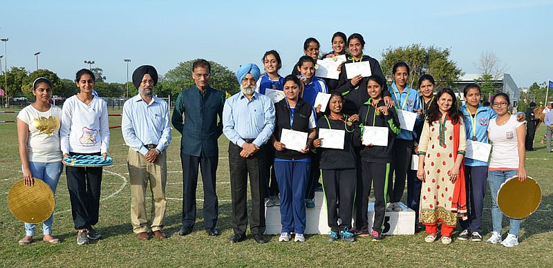 10th Annual Athletic meet at GADVASU on 16th March