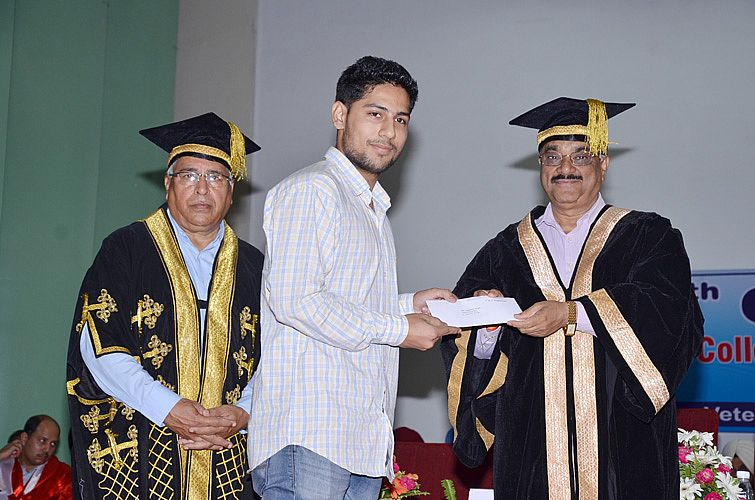 13th Convocation of COVS held on 5th June,2014