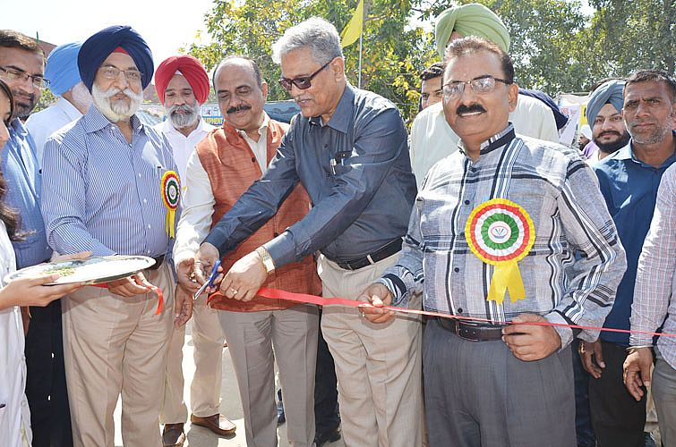24th Pashu Palan Mela concludes at Veterinary Varsity on 24th March, 2018