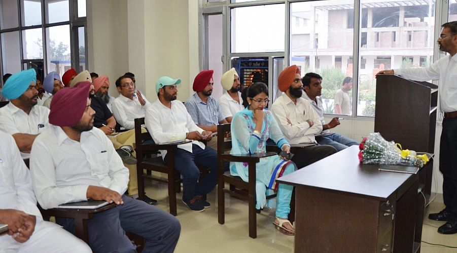 "Training on ""Value Addition of Milk"" starts at Vet"
