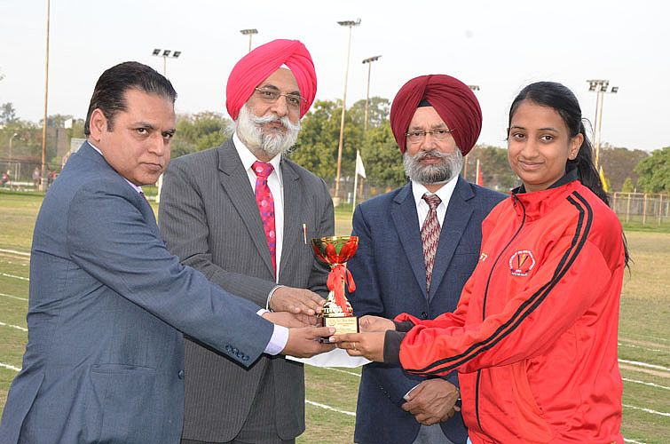 9th Annual Athletic meet at GADVASU on 12th March,