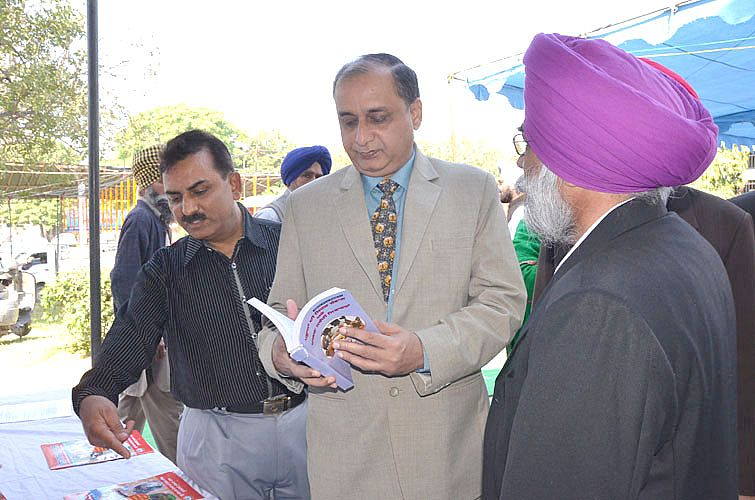 18th Pashu Palan Mela held on 20-21st March, 2015