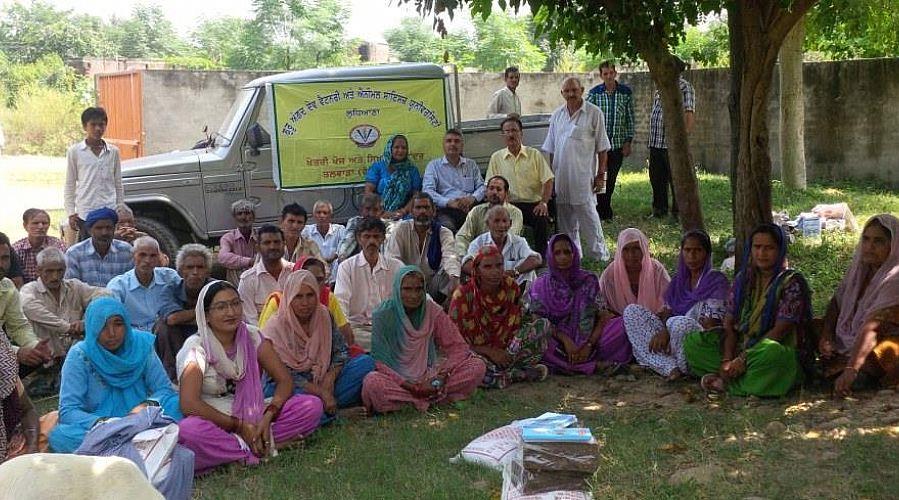 Vet Varsity organizes Pashu Bhalai Diwas at Region