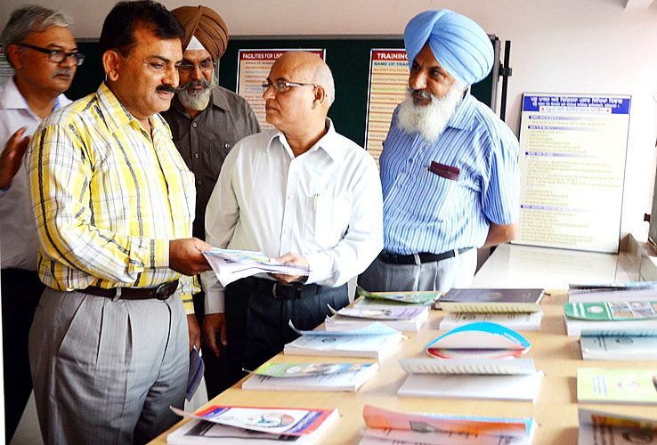 Visit of Dr. Mishra