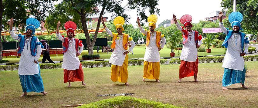 Celebration of Independence Day 2012