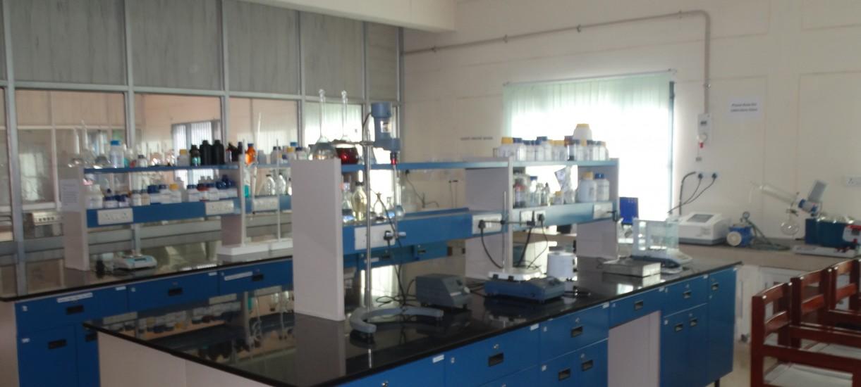 Post harvest technology lab