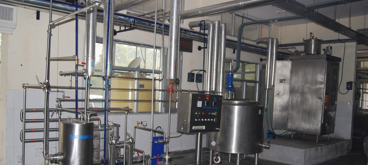 Experimental Dairy Plant