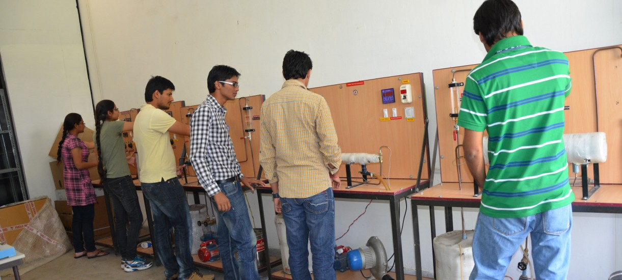 Practical Lab for Students