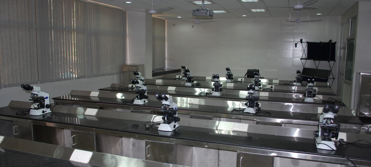 Microscope Lab of Pathology