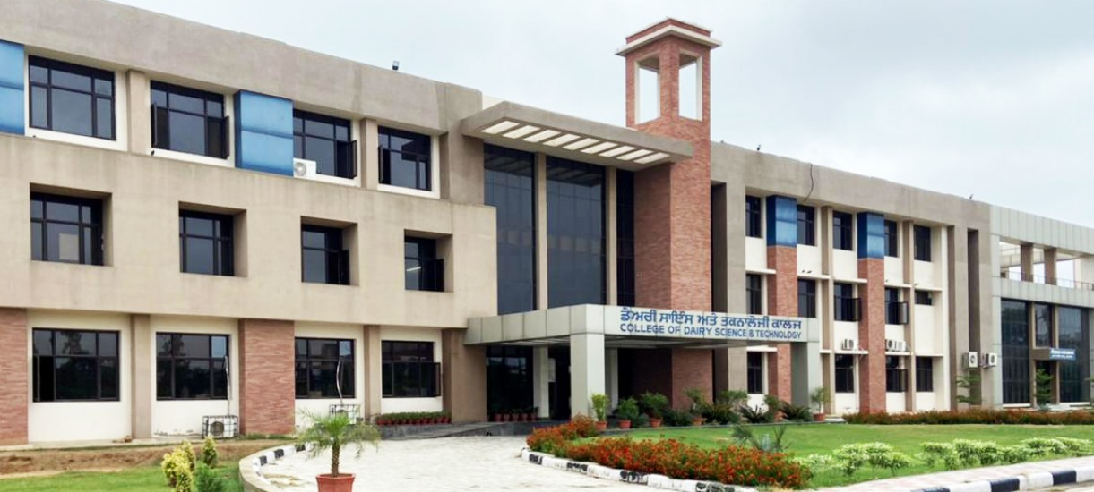 College of Dairy Science & Technology