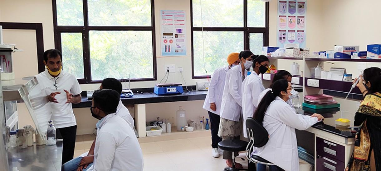 AAHM Practical Lab